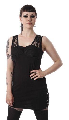 LAYLA Vixxsin dell'abito DRESS nero Small