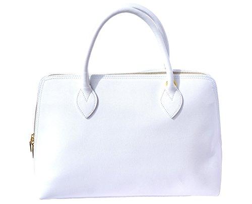 Saffiano Leder Frau Business-Tasche 308 Weib