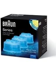 New Quality Braun Series Clean & Renew Cartridge Lemonfresh Formula