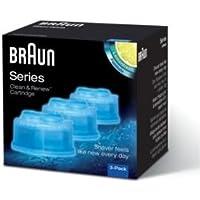 Neue Qualität Braun Clean & Renew Kartusche Serie Lemonfresh Formel