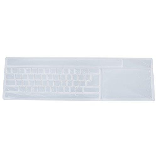 TOOGOO(R) universal protector de la cubierta de la piel del teclado para PC de escritorio del ordenador
