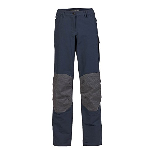 Musto Womens Evo Performance UV Trousers - True Navy Regular Leg 12