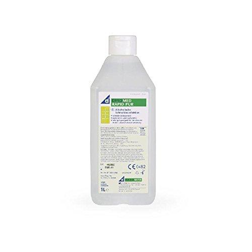Desomed Rapid PUR alkoholfreie Flächendesinfektion 1 Liter (Alkoholfreie Deodorant)