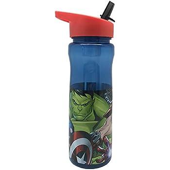 Marvel bouteille 600 ml plastique polypropylène Multi Couleur
