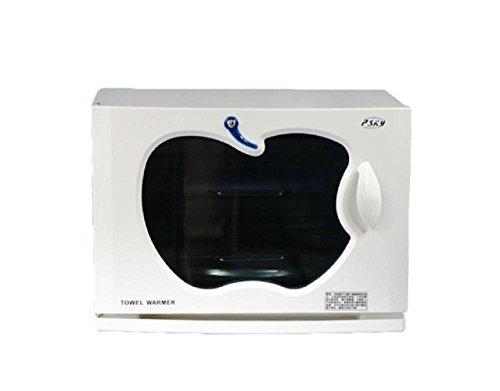 wenrit UV-Sterilisator-große Kapazitäts-Badekurort-Gesichtsnagel-Haar-Kunst-Schönheits-Salon-Ausrüstung (30L) 2 in1 heißes Tuch-Wärmer-Kabinett (Haar-salon-kunst)