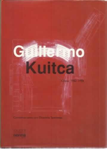 Guillermo kuitca: obras 1982-1998 por Guillermo Kuitca