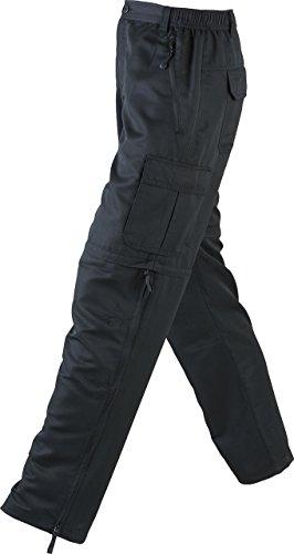 James & Nicholson Mens Zip-Off Pants