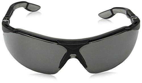 Komfort-Schutzbrille i-vo, get�nt, f�r Au�enarbeiten, black/grey 9160076