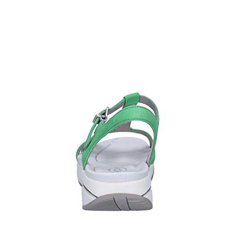 MBT SANDALEN GREEN 700362-600 SADIKI Green Nubuck