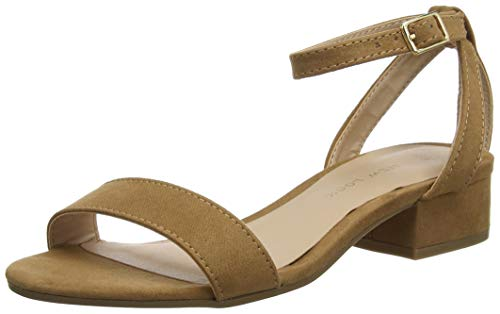 New Look Snakey, Sandales Bride Cheville Femme