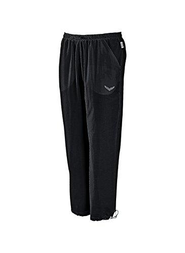 Trigema Damen Freizeithose, Pantalon de Sport Femme Noir (Schwarz 008)