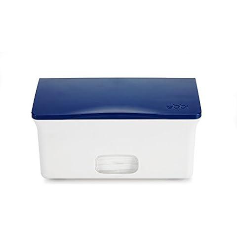 Ubbi U61141 Dispenser Salviette, Blu