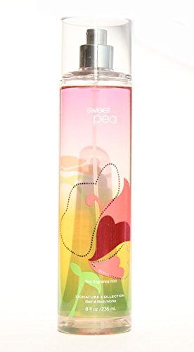 Bath & Body Works SWEET PEA Fine Fragrance Mist (Körperspray) 236ml