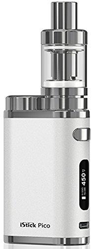 Eleaf iStick Pico TC 75 Watt / MELO 3 Mini Full Kit Farbe Weiss