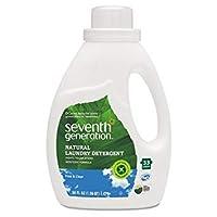 Seventh Generation Sev22769Ea Natural 2X Concentrate Liquid Laundry Detergent
