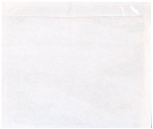 Purely Packaging - Sobre portadocumentos adhesivo (1000 unidades, plástico, A6, 168 x 126 mm), diseño con texto en inglés'Documents enclosed'