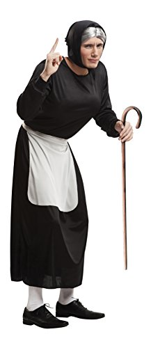 Imagen de my other me  disfraz de vieja para hombre, m l viving costumes 203362