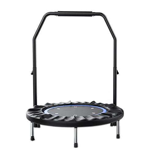 Trampolini elastici per interni trampolino da palestra fitness salto con trampolino allenamento da palestra casa perdita di peso elastico