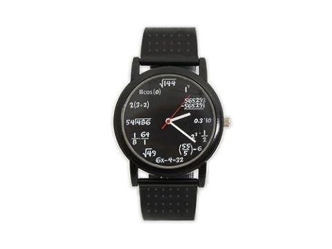 Die geniale Mathe Armbanduhr mit