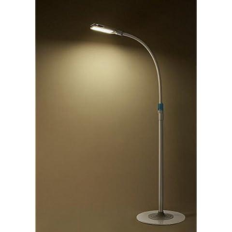 Lampada LED supporto a pavimento
