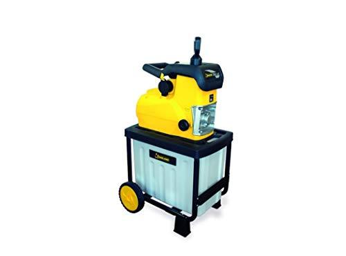 Garland CHIPPER 355 - Biotriturador eléctrico Max. 2.800 W - Tritura hasta 4,5 cm, 60EL-0019