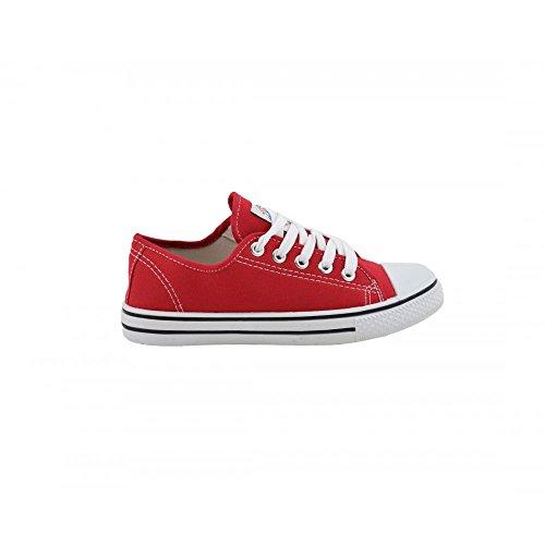Benavente , Jungen Sneaker Rot
