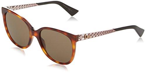 Dior Damen DIORAMA3N 70 0T4 55 Sonnenbrille, Havana Pink/Brown