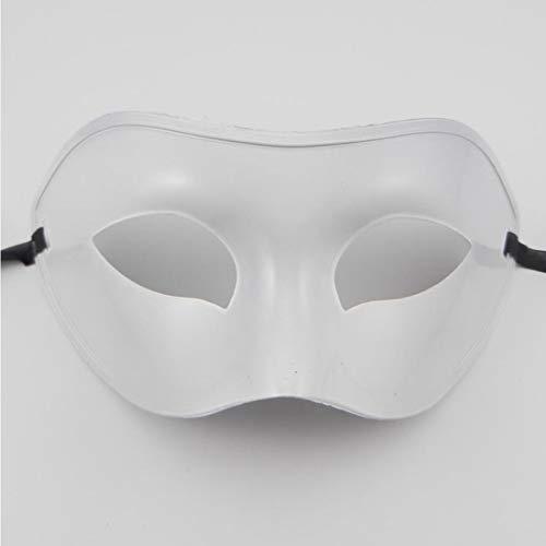 ress Costume Sexy Men Women Prom Mask Venetian Mardi Gras Party Dance Masquerade Ball - Mask Carnaval Women Gras Party Prom Masks Mardi ()