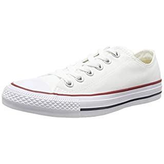 Converse Chuck Taylor All Star, Unisex-Adult's Sneakers, White (Optical White), 40 EU, 7 UK
