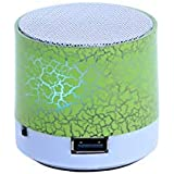 Alpino Bajja S10 Bluetooth Speaker (Green)