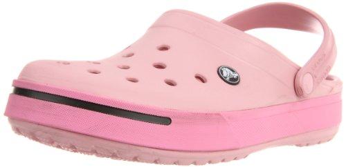 crocs Unisex-Erwachsene Crocband Clogs, Rot (Petal Pink/Pink Lemonade), 41-42
