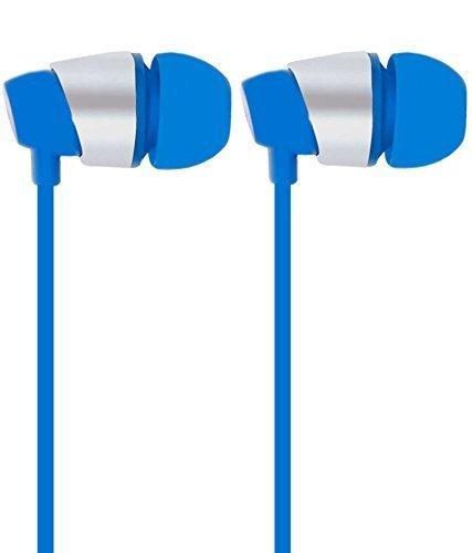 RASU Elegent Earphone with feature of Stereo Sound ||Super Bass || Premium Look||3.5 mm Jack ||Super Soround Sound || Headphone || Earbuds || headset || with Mic ||Compatible with all iBall Andi4-B2 IPS & All Android Phone  available at amazon for Rs.349