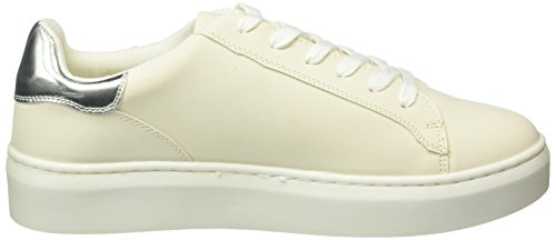 Another Pair of Shoes Tiae1, Scarpe da Ginnastica Basse Donna Bianco (Off White05)