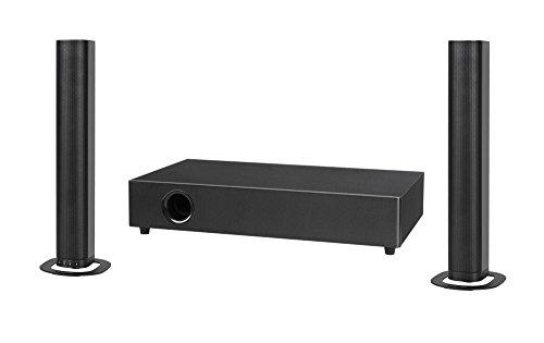 Krüger&Matz KM0544 Soundbar Ghost Set 2.1 schwarz