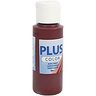 AGX Plus Color Bastelfarbe, 60ml (Bordeauxrot)