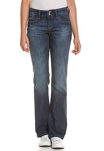Mavi, Mona, Damen Jeans Hose, Stretchdenim, dark uptown soho, W 26 L 32 [17777]