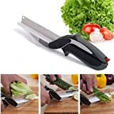 Best Looking Pocket Knives - HOME SHOPPY 2-in-1 Clever Cutter Knife and Chopping Review
