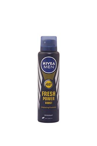 Nivea Fresh Power Boost Deodorant for Men, 150ml