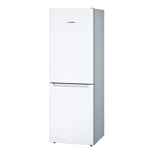 Bosch Serie 2 KGN33NW3A Independiente 279L A++ Blanco nevera y congelador - Frigorífico (279 L, Antiescarcha (nevera), SN-T, 11 kg/24h, A++, Blanco)