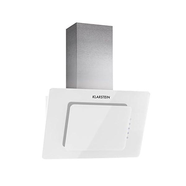 Klarstein Lorea – Campana extractora, Extractor, Extractor de Pared, Aspiración/Ventilación, 3 Niveles, Potencia 280 m³…