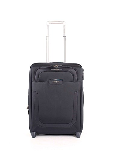 SAMSONITE Duosphere – Upright 55/20 Expandable Length 40cm Equipaje de mano, 55 cm, 40 liters, Azul (Dark Blue)