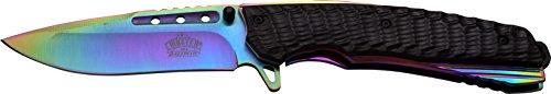 master-usa-klappmesser-geschlossen-in-cm-1207-schwarz-nylon-fiber-plus-rainbow-edelstahl-griff-maus-