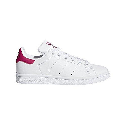 adidas-Originals-Stan-Smith-J-Scarpe-da-Basket-Unisex--Bambini