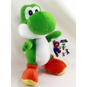 Unbekannt Gosh Super Mario Plüschfigur Yoshi, 24cm