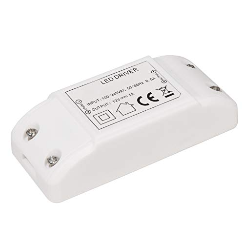 LED Trafo Treiber Elektronisch 0.5W - 12W Für LED Lampen oder Stripes Eckig