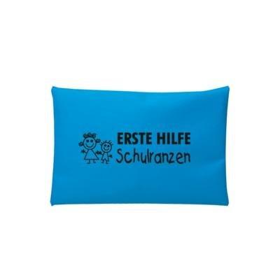 Erste-Hilfe-Füllung Schulranzen Nylontasche blau