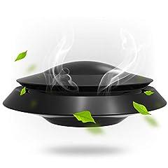 Idea Regalo - Deodorante per auto, Diffusore Profumo Auto, Purificatore d'aria Auto - Alsterplus Aromaterapia Diffusore con 3 Diffusore Pezzi Auto per Viaggio, Ufficio, Camera, Veicolo - Regalo di compleanno