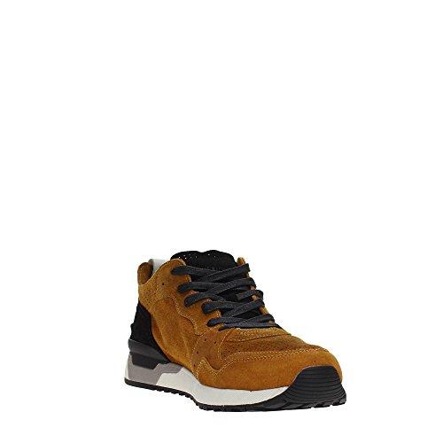 Crime 11420KS1 Sneakers Uomo SENAPE