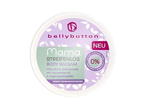 bellybutton 0007023 Streifenlos - Body Balsam, 200 ml -