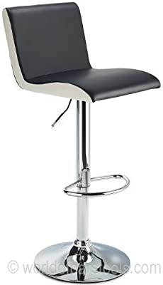 Giola Bar Stool Black